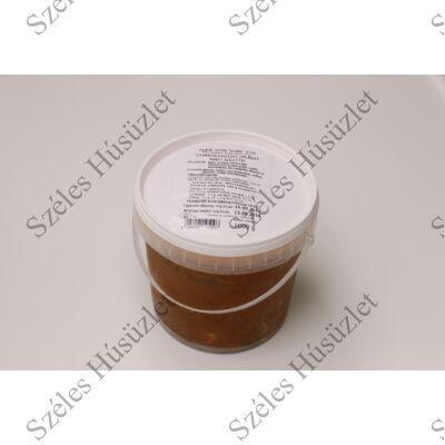 Halászlé pontyszelettel (fagyasztott) 1 kg/doboz