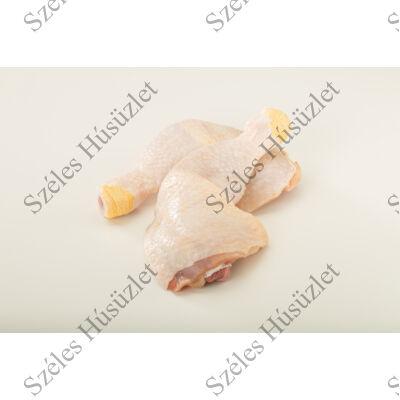 Csirke GMO-mentes (háztáji) Felsőcomb 1kg/csomag Fagy.