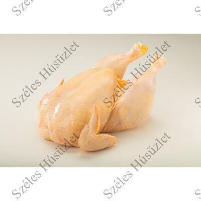 Csirke GMO-MENTES (háztáji) 12 kg/karton Fagyasztott
