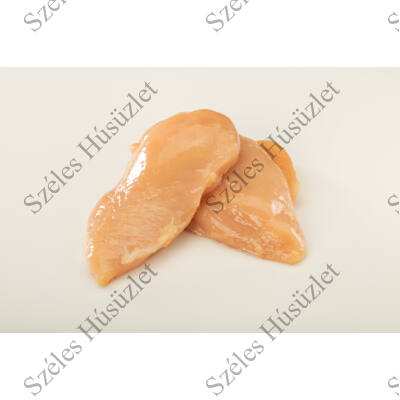 Csirkemell filé GMO-mentes (háztáji) 1kg/csomag