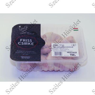 Friss csirke GMO-mentes (háztáji) levescsomag 600 g/csomag vg.