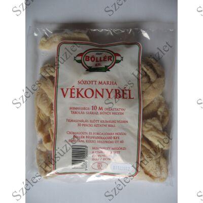 Sózott marha vékonybél 10 méter/csomag