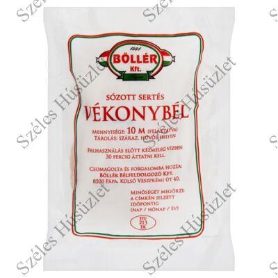 Sózott sertés vékonybél 10 méter/csomag