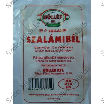 Szalámibél 10 méter/csomag 50 Collagén
