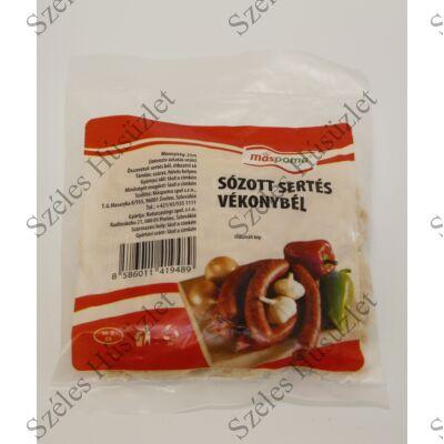 Sózott sertés vékonybél 25 méter/csomag