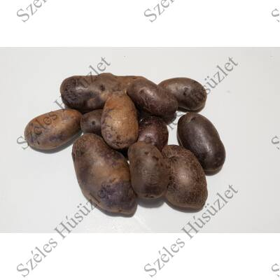 Bio lila burgonya lédig 1 kg