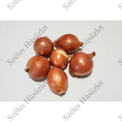 Bio vöröshagyma lédig 1 kg