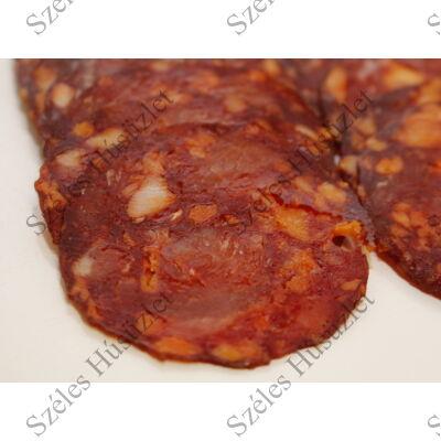 B.Chorizo szalámi SZELETELVE 0,25 kg/csomag