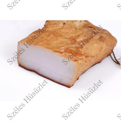 Bio Füstölt Kenyérszalonna - Nitrit-mentes, 0,5 kg/csomag