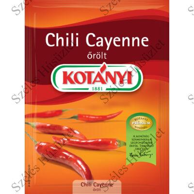 Kotányi Chili Cayanne 20g (őrölt)