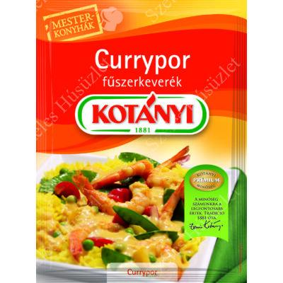 Kotányi Currypor FK. 27g
