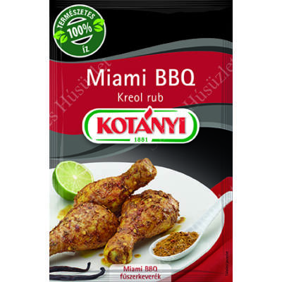 Kotányi BBQ Miami - Kreol rub 22g