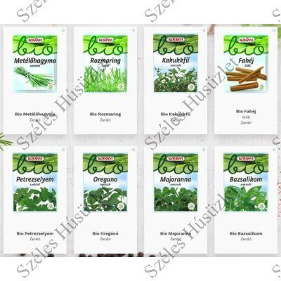 Kotányi BIO Fűszercsomag (8db/csomag)