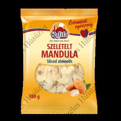 KALIFA mandula (szeletelt) 100g