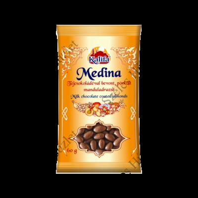 KALIFA Medina tejcsokoládés pörkölt mandula 60g
