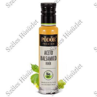 PÖDÖR BIO Aceto Balsamico feher 250ml
