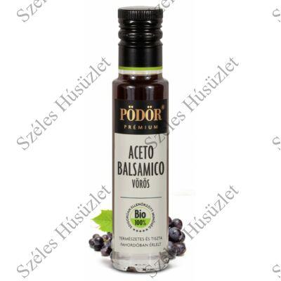 PÖDÖR BIO Aceto Balsamico Vörös 250ml
