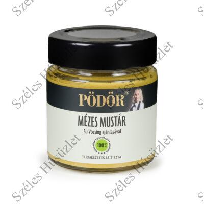 PÖDÖR Mustár (Mézes) 130g