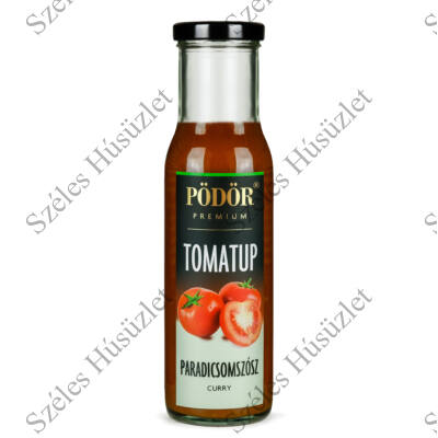 PÖDÖR TOMATUP 250g (Curry)