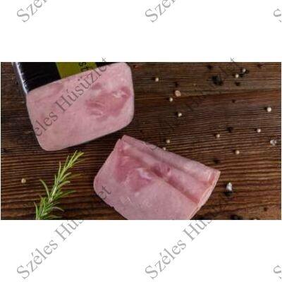 SB. BIO Toast sonka 80g (szeletelt) (Toastschinken)