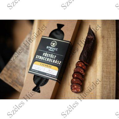 STRUCC füstölt kolbász 0,2kg/pár (csemege)