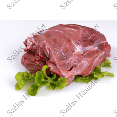 Bio Sertés Lapocka 1 kg/csomag (Fagyasztott)