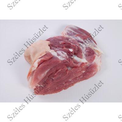Bio Sertés Hátsó Csülök csont nélkül 1 kg/csomag