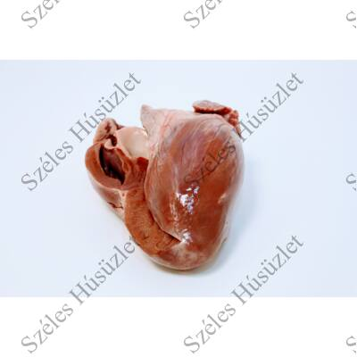 Bio Sertés Szív 0,5 kg/csomag