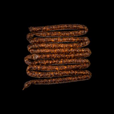 Szürkemarha Snack-kolbász csÍpős 0,25 kg/db