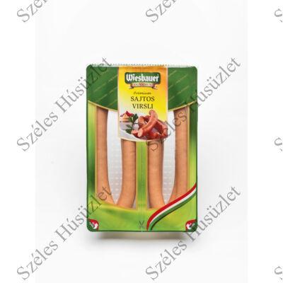WB. Wiener Würstel (sajtos) 2x200g