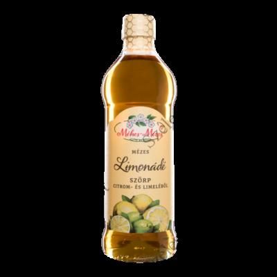 Méhes-Mézes szörp (0,5l) Limonádé