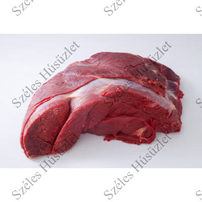 Szürkemarha Nyak csont nélkül 1 kg/csomag