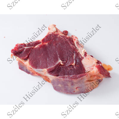 BIO Szürkemarha Rib Eye Steak 1kg/db