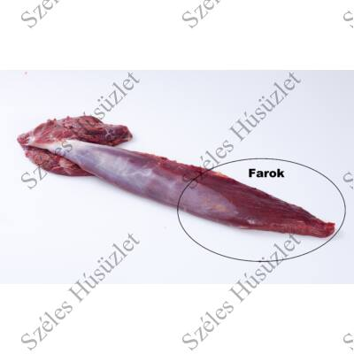 Bivaly Vesepecsenye Farok 0,5 kg/csomag